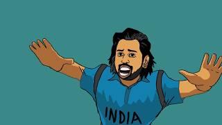 Bangladesh vs England 2016 Cricket Series Ultimate Animated Promo ( ban vs eng 2016)