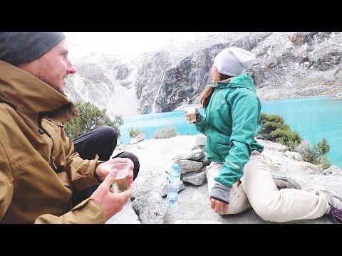 Weltreise Tag 220 • Zur der Laguna 69 in Huaraz • Peru • Vlog #022
