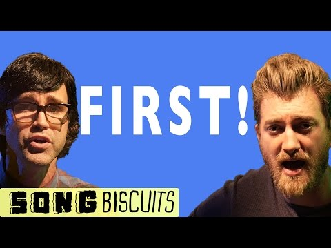 Rhett And Link - The First Comment Song