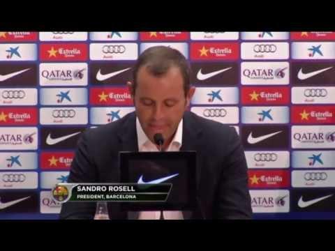 Tito Vilanova resigns from Barcelona