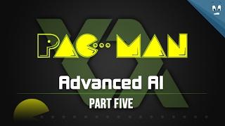 [Game Maker Tutorial] Advanced AI - Pac Man (Part Five)