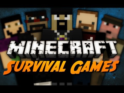 Minecraft: The Survival Games - AntVenom POV