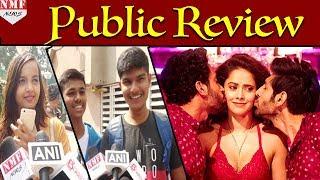 'Sonu Ke Titu Ki Sweety' PUBLIC REVIEW| Kartik Aaryan, Nushrat, Sunny Singh