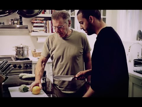 Harrison Ford witnesses an Incredible illusion by David Blaine
