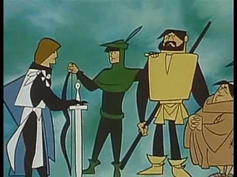 Robin Hood (1960) video