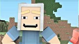 "Minecraft Song and Minecraft Animation ""The End"" Minecraft Song by Minecraft Jams"