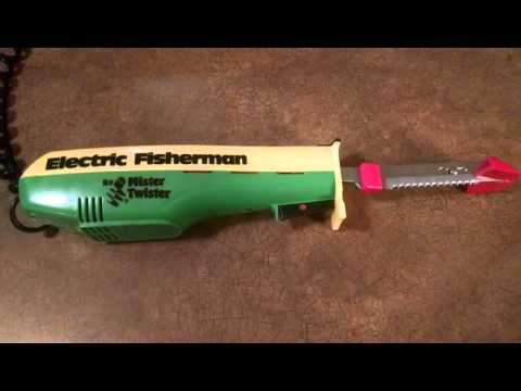 Mister twister electric fisherman review