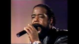 Barry White   Playing Your Game Baby  (Live)