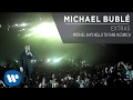 Michael Buble - Michael Says Hello To Fans In Zurich [Extra]