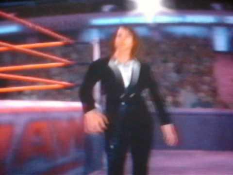 Stephanie McMahon Suit Entrance thumbnail