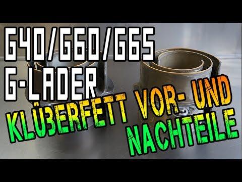 G-Lader Klüberfett Beschichtung Vor- und Nachteile | www.theibach-performance.de