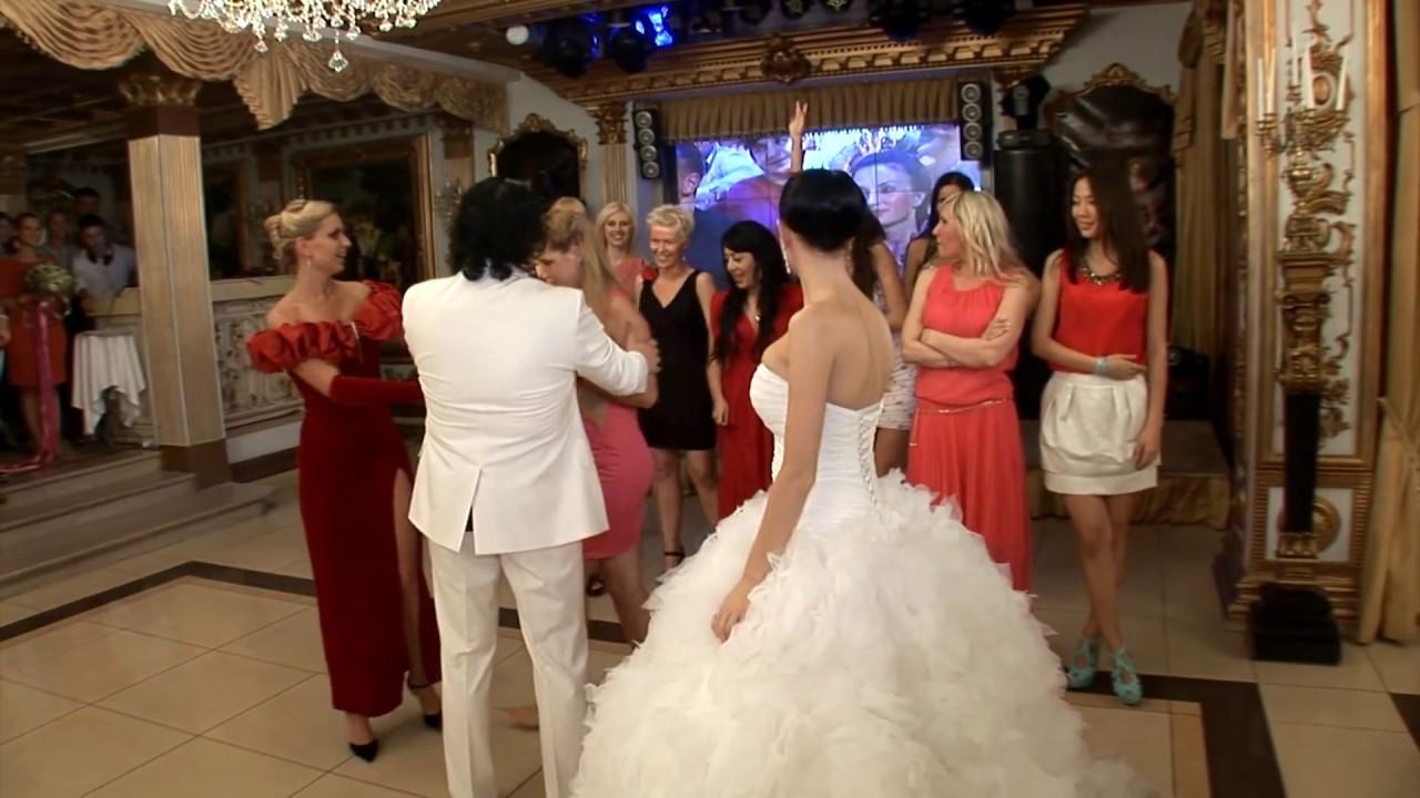 Ведущий свадьбы черкасов