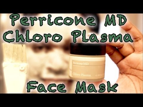 Perricone MD Chloro Plasma Face Mask Review