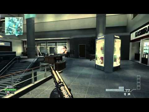 Modern Warfare 3: Infected Online Gameplay
