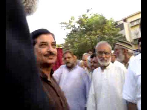 MQM-town nazim in dhoraji uc1 Gulshan town