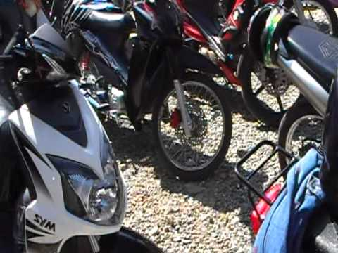 SYM JET4 125CC 4STROKE (9-26-2010)  PART 2