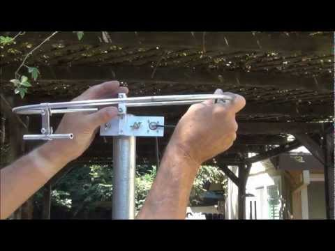 2 Meter Halo Antenna Part 11 --