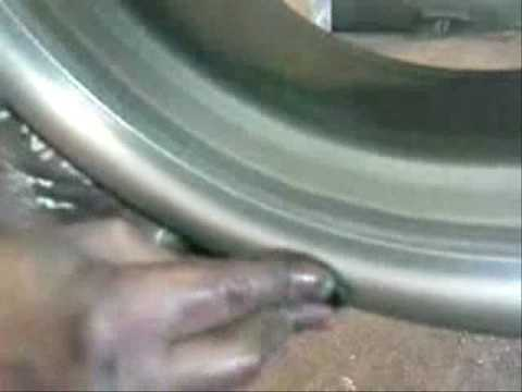 DIY - how to polish rims