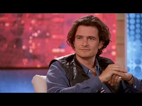 Orlando Bloom Talks 'Knight Vision' with Dave Skylark