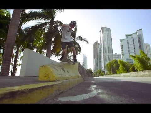 Dodging cops and skating perfect spots in Panama - Sweat and Destroy - Ep 2