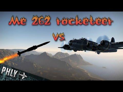 War thunder jet bomber guide
