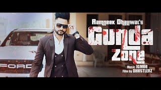 Gunda Zone | Ramneek Dhaliwal |New Punjabi Song 2019|Full Video |  Latest Punjabi Song 2019