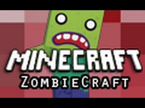 ZombieCraft = Minecraft + Nazi Zombies