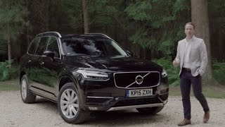 The new Volvo XC90 (sponsored)