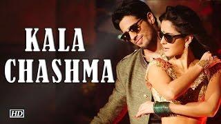 Watch Katrina & Sidharth's Cool Avatar in 'Kala Chashma'  Baar Baar Dekho