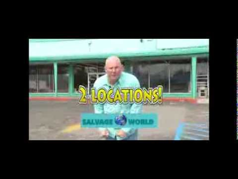 Salvage World Two Stores
