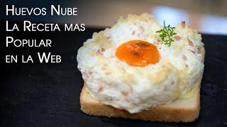 Huevos Nube La Receta mas Popular en la Web sin Carbohidratos