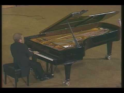 Brahms - Emil Gilels, Ballade Op.10 No 4 in B major