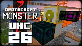 DeathCraft Monster UHC SMP - S2 Ep 26 - Quarry PLUS!