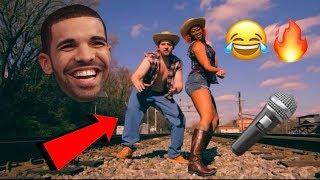 "Drake - God's Plan (PARODY) ""Country Man"" @YouLoveRichard"