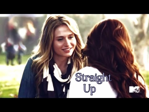 Faking It: Karma & Amy - [straight Up By Paula Abdul] video