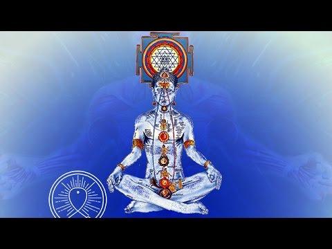Sleep Chakra Meditation Music: Throat Chakra Meditation Balancing & Healing Sleep Meditation Music