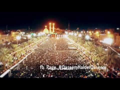 Short Story Of Arbaeen Karbala 2017 | The Largest Peaceful Gathering | Qaseem Haider Qaseem