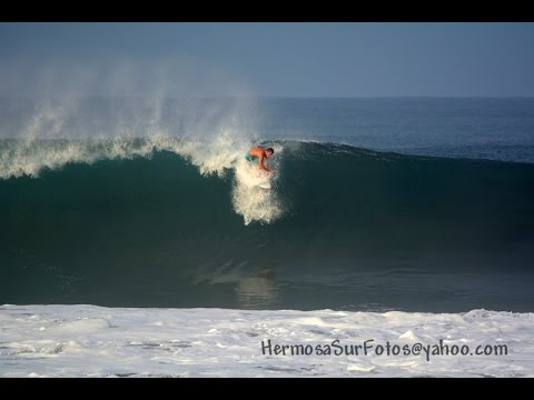 April 13 & 14 2016 Surfing Playa Hermosa Costa Rica