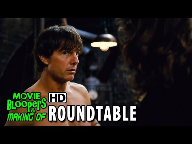 Mission: Impossible - Rogue Nation (2015) Roundtable - Fun Making Mission