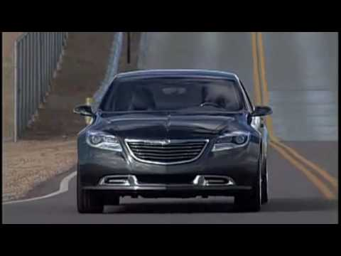 Chrysler 200c Driving