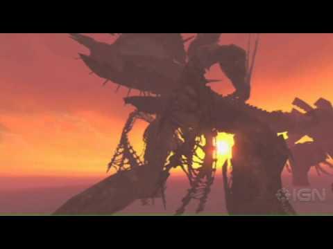 Xenoblade Chronicles: Encountering a God Gameplay