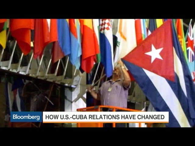 Is Cuba Trade Embargo a Cold War Relic?
