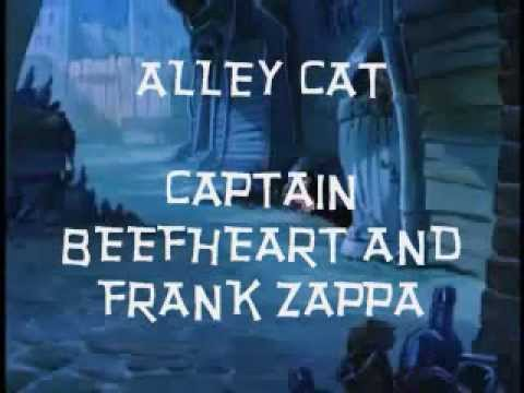 Frank Zappa - Alley Cat