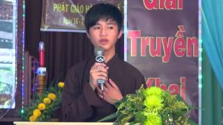 Yếu Chỉ Tịnh Độ   Đình Ân   T3N2015 www PGHHTV com