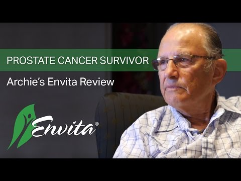 Prostate Cancer Super Survivor - Archie's Envita review