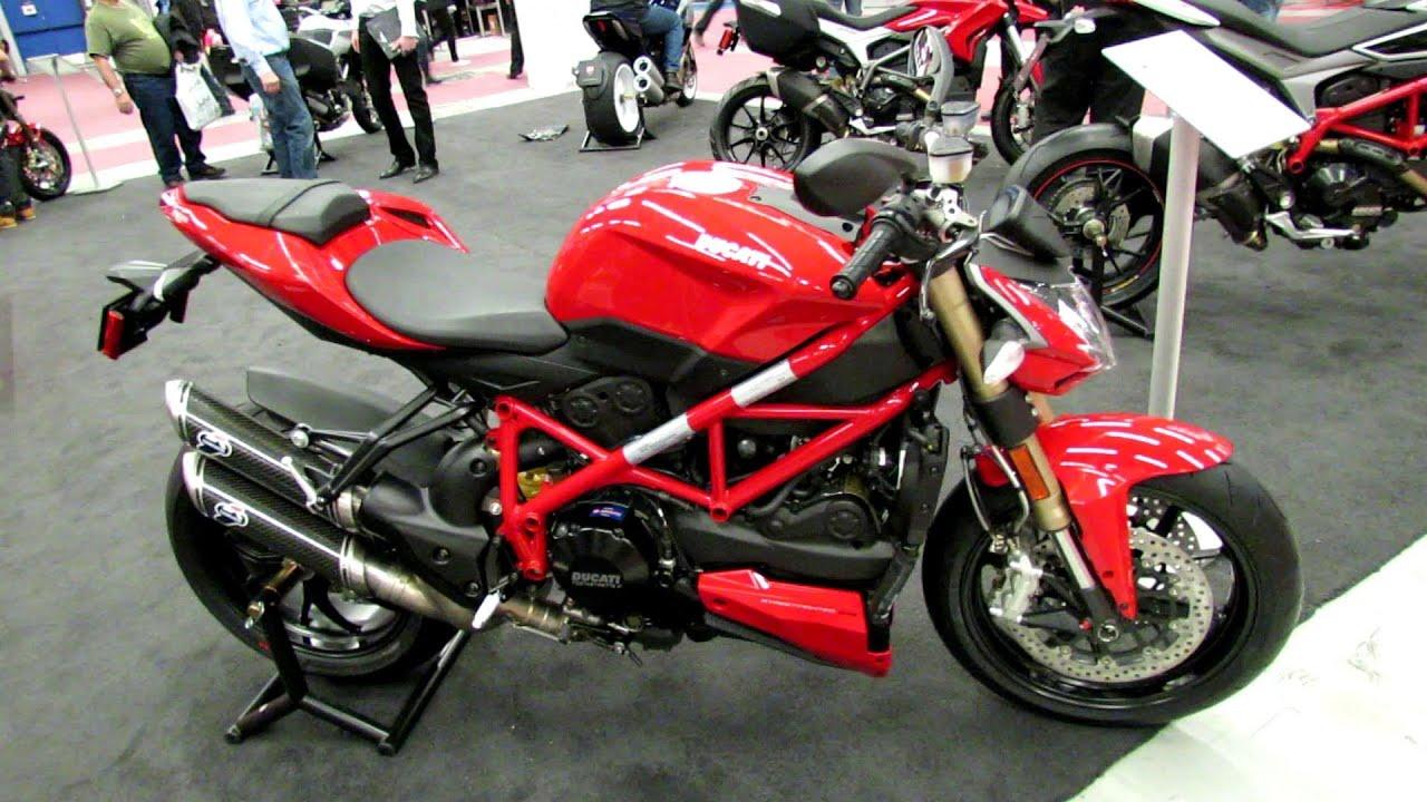 Ducati Streetfighter 2013 2013 Ducati Streetfighter 848