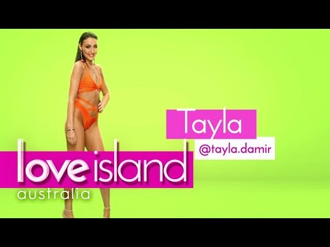 Get to know Tayla | Love Island Australia 2018