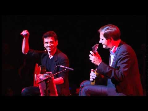 Micha Tcherkassky et Jean-Félix Lalanne à l'Olympia : Kalinka !
