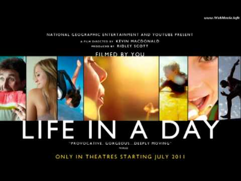 Life in a Day Soundtrack - Piano Theme