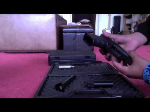 Walther P99 RAM paintball pistol review